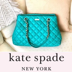 Kate Spade Quilted Leather Emerson Place Allis Bag